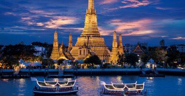 билеты в таиланд: чартер