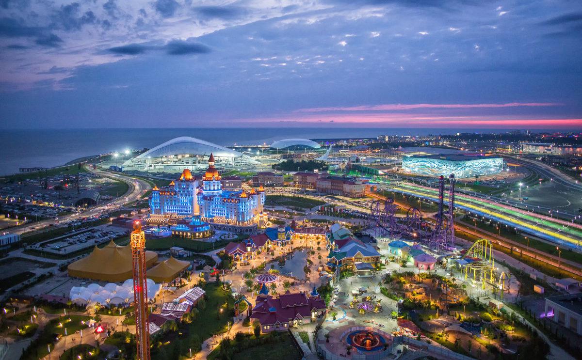 путевки в сочи из красноярска на 2017 может