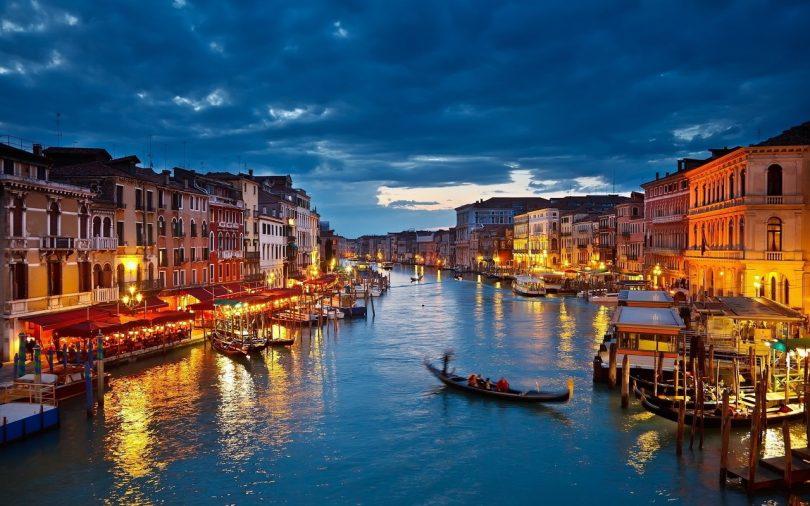 билеты в венецию