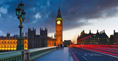 билеты в Лондон, Англию