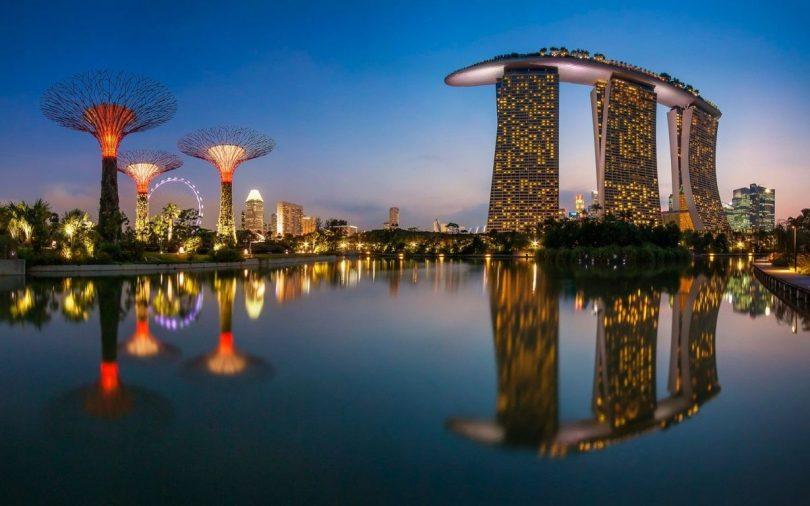 билеты в сингапур