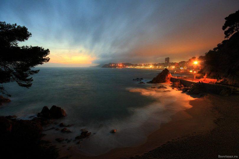 Испания, льорет дель мар, туры