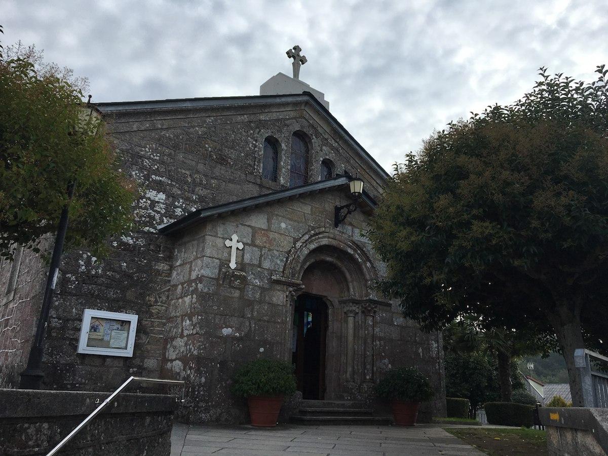 Церковь в Палас дель Рей