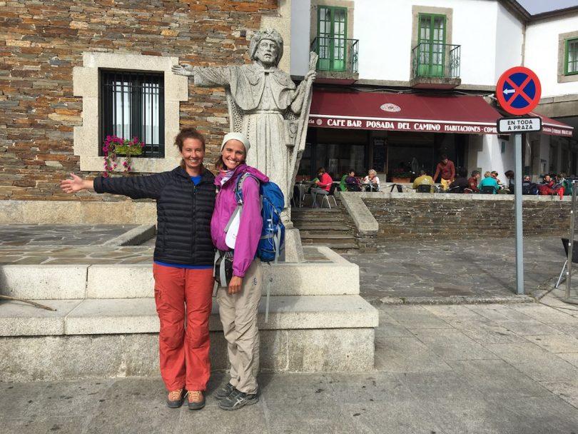 встреча с Симоне в Пуэртомарин