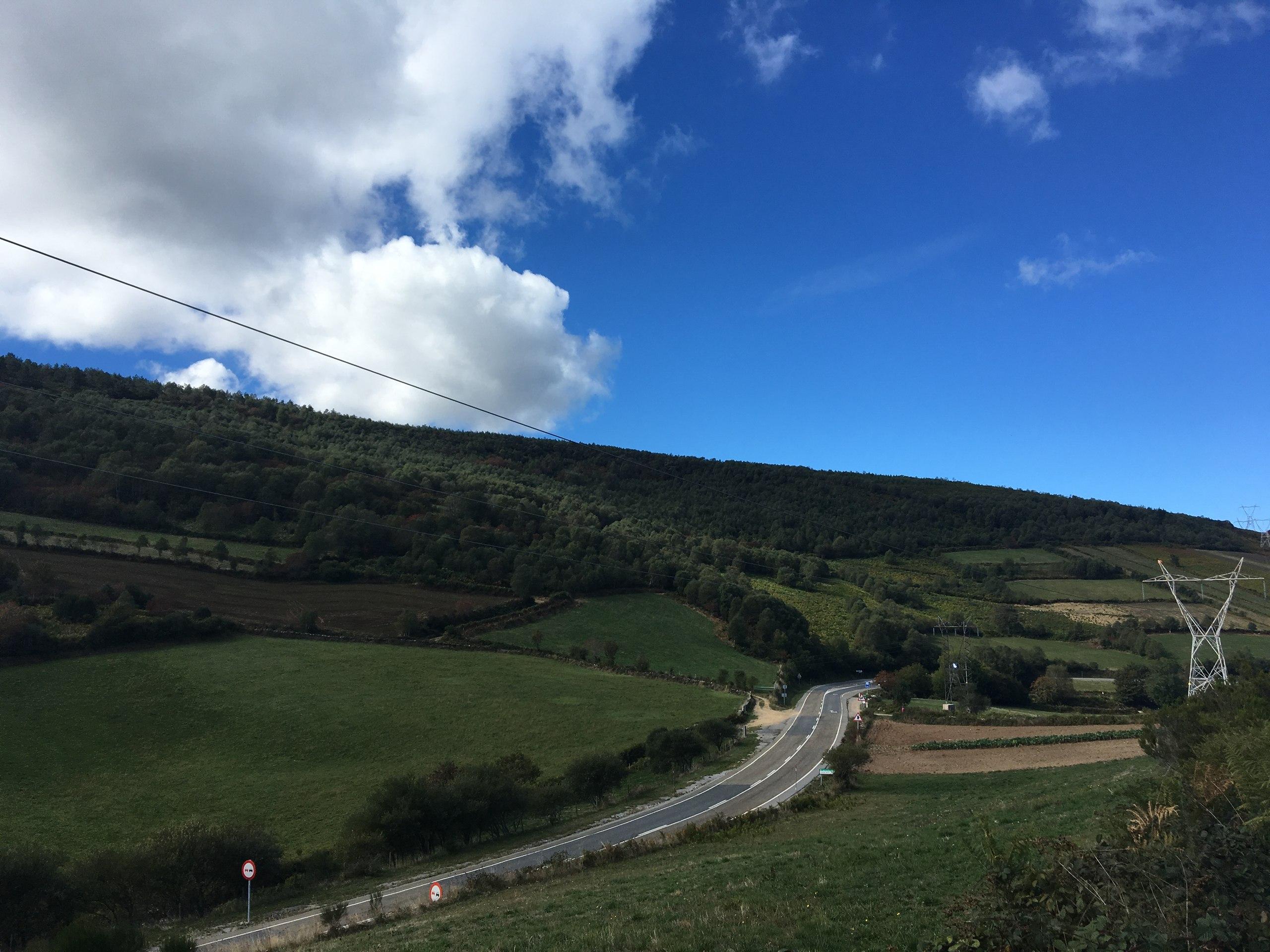 путь в Триакастела