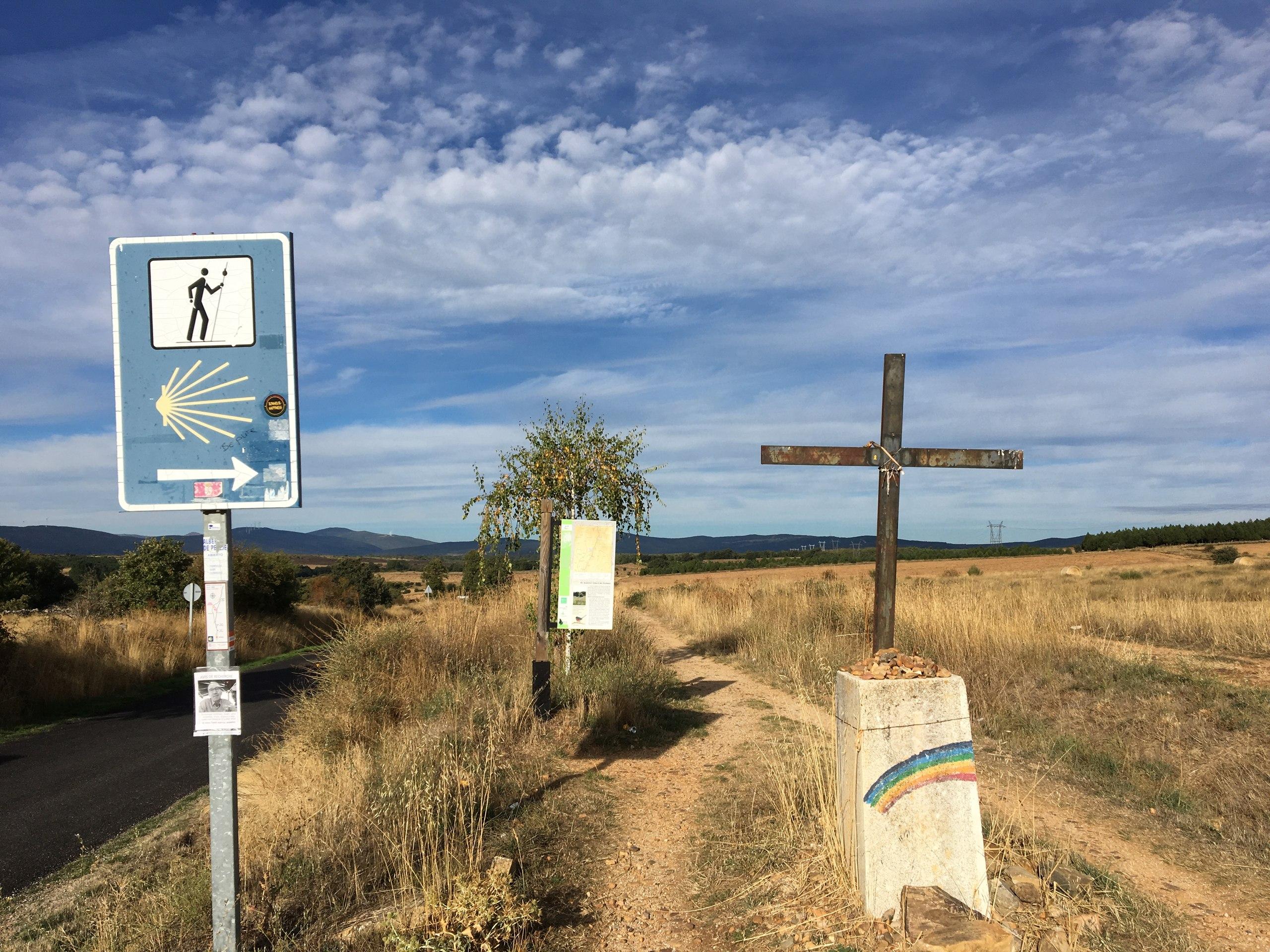 дорога в Фонсебадон