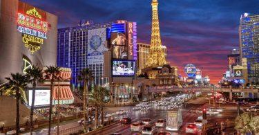 Дешевые билеты в Лас Вегас