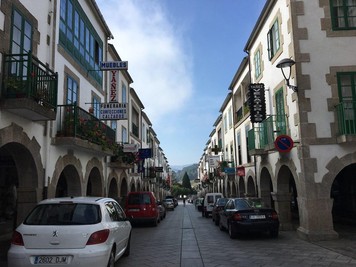 улочки Пуэртомарин