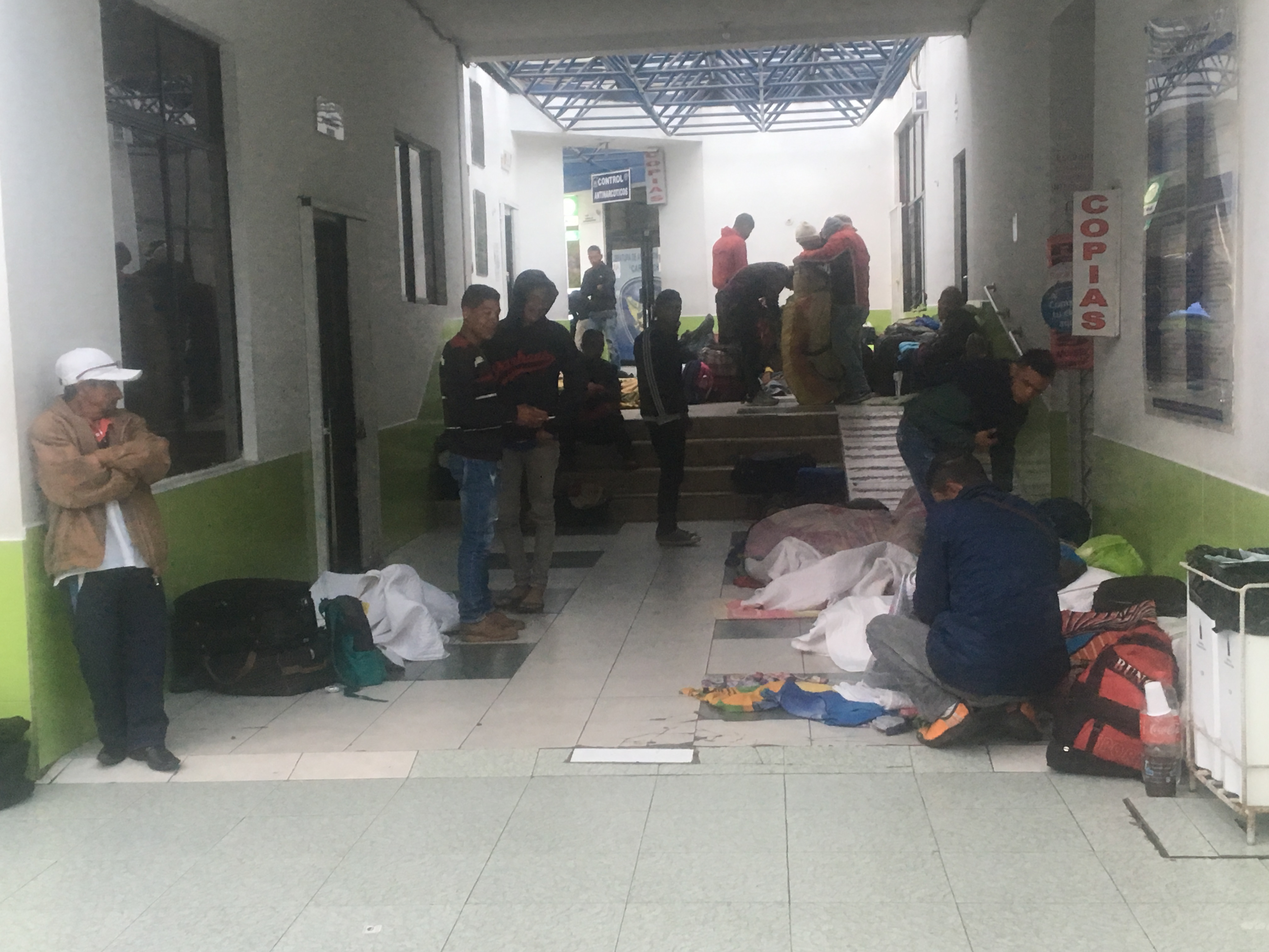 венесуэльские беженцы