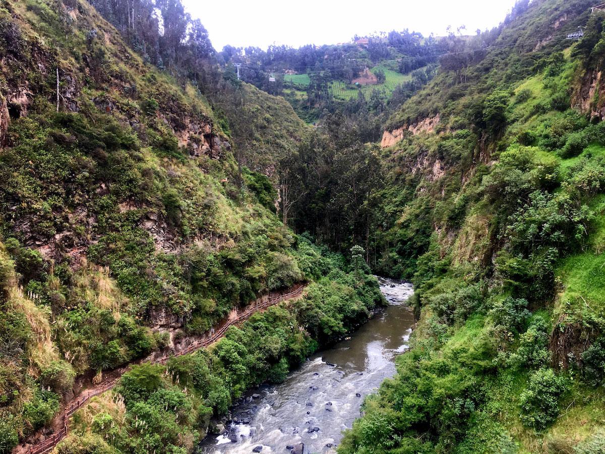 каньон реки Гуаитара