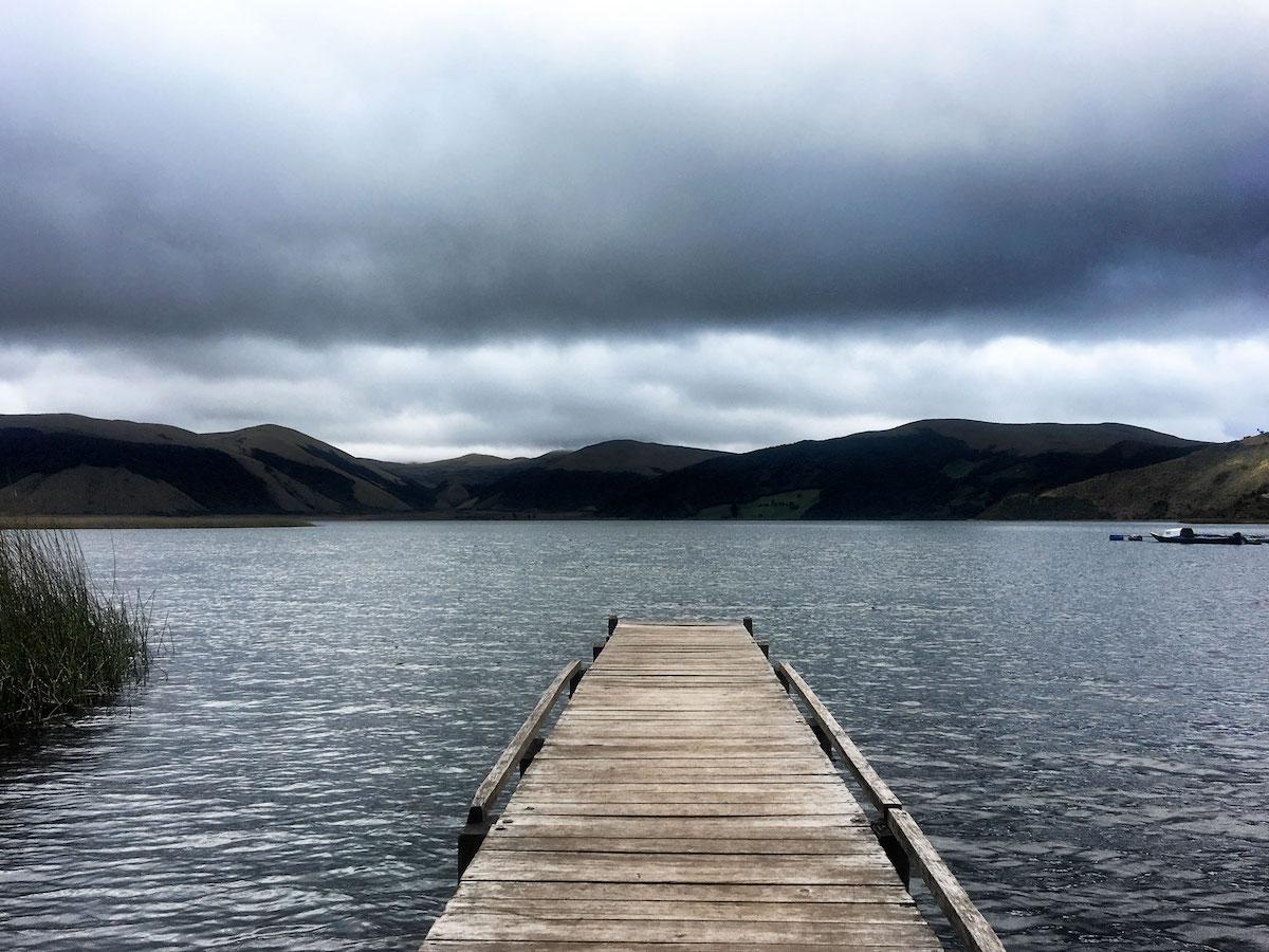 озеро Кумбаль