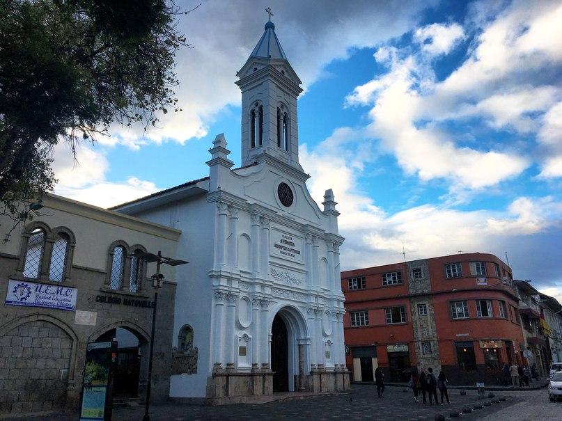 церкви в куэнка