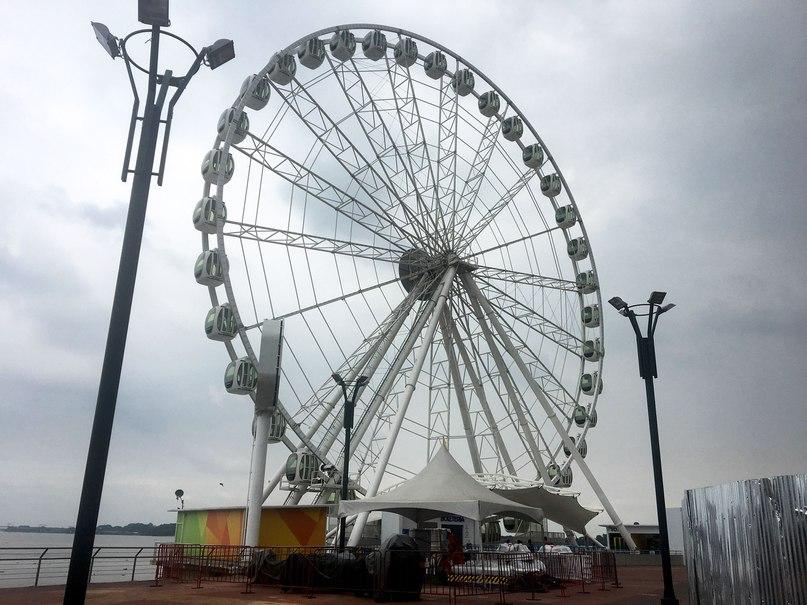 чертово колесо Гуаякиль
