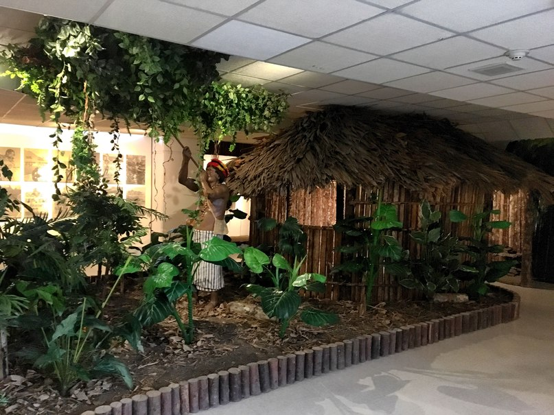 Музей Arqueologico Pumapungo