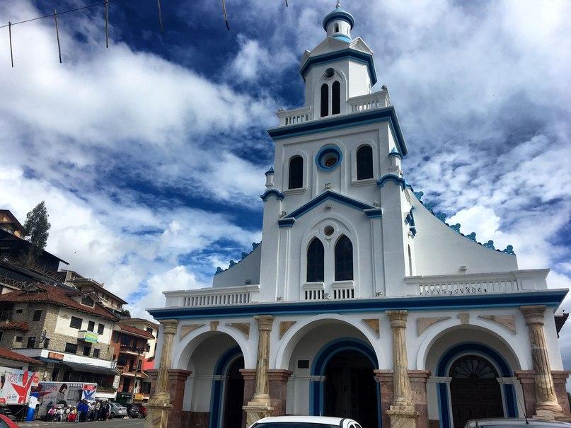 Iglesia de Turi куэнка