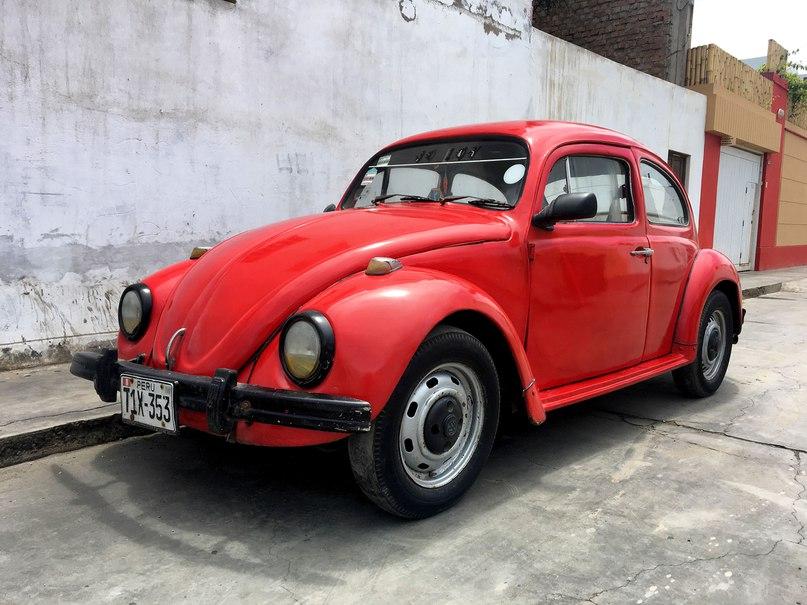 популярная модель авто в Перу