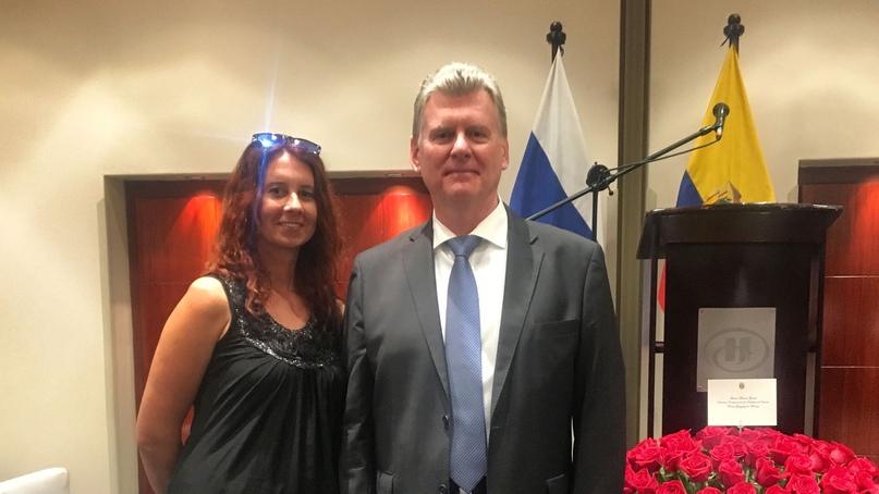 посол россии в эквадоре