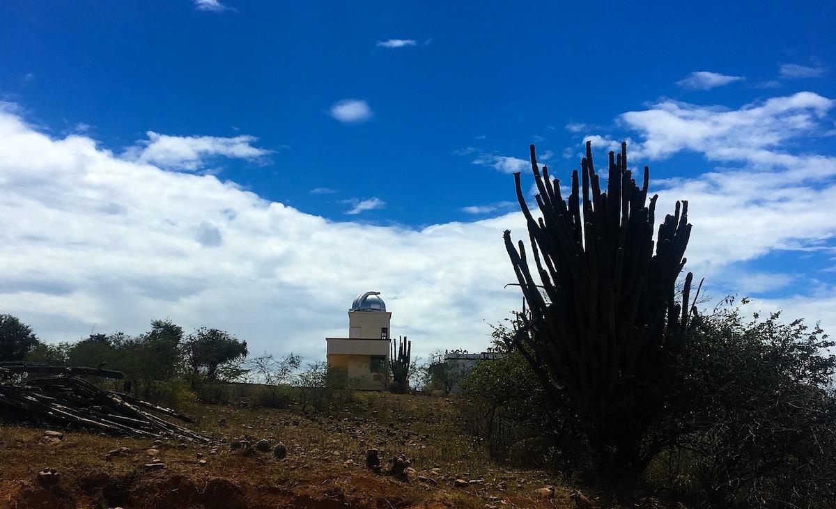обсерватория в пустыне Татакоа