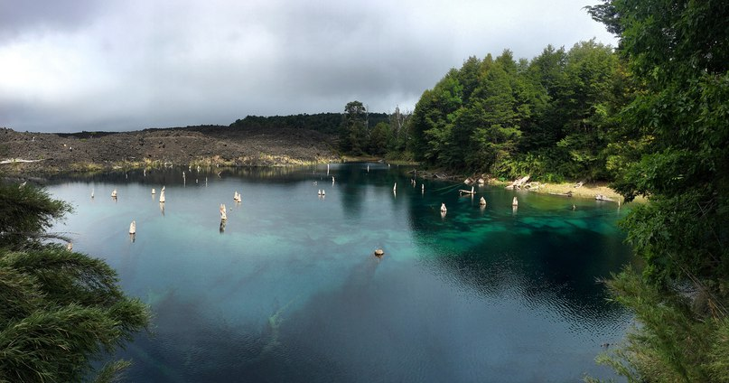 озеро Arcoiris