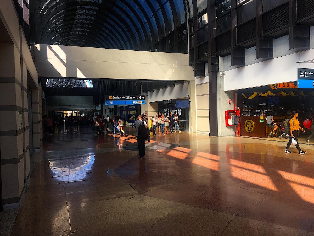 аэропорт Кордова в Медельине