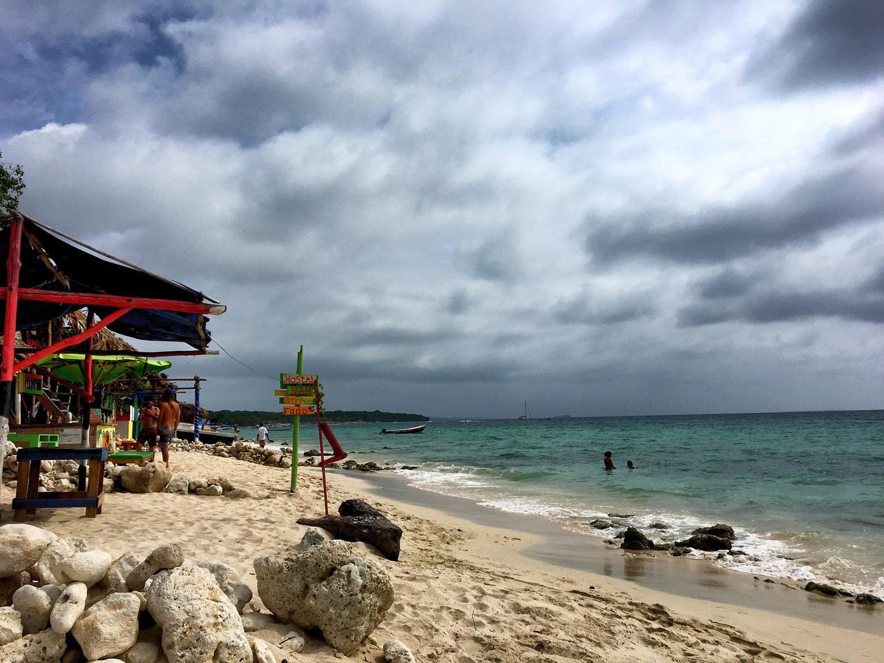 остров Бару
