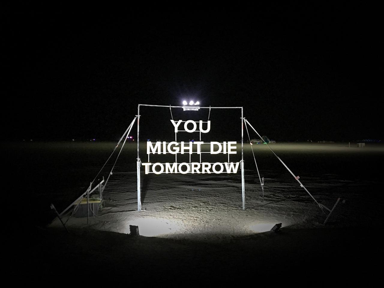 «Завтра ты можешь умереть», что значит — живи сегодня
