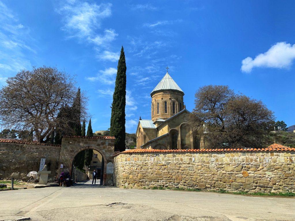 Храм и монастырь Самтавро.