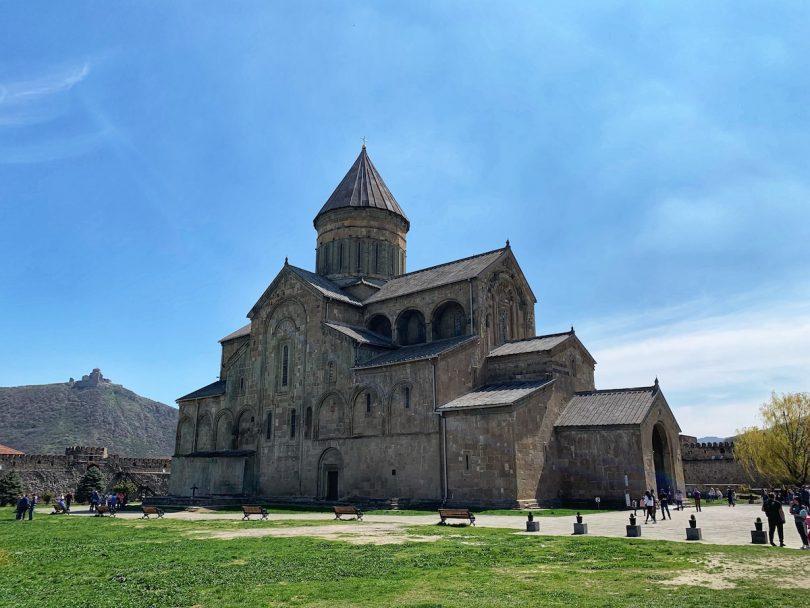 главный храм Грузии - Светицховели