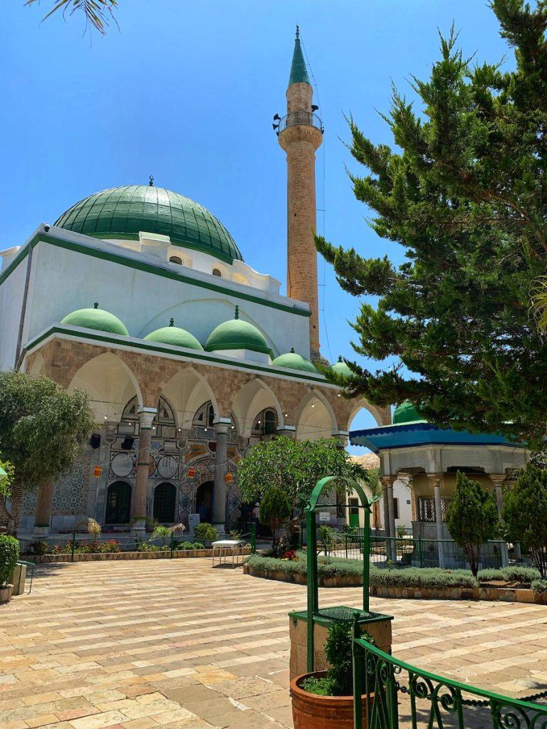 Мечеть Джаззара
