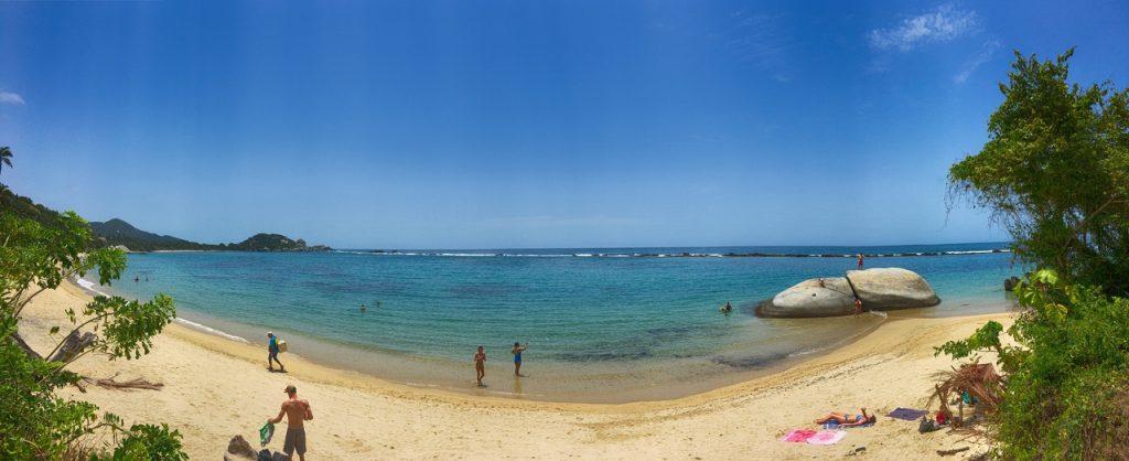 пляж La Piscina