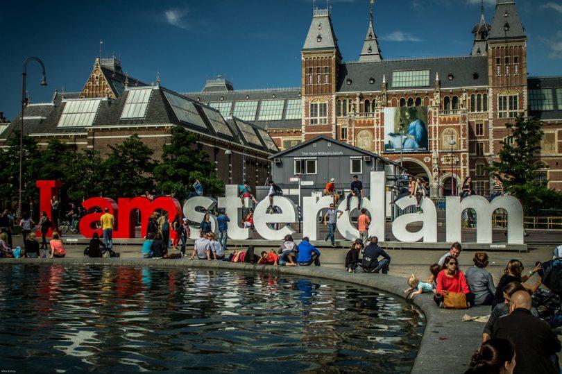 билеты в амстердам