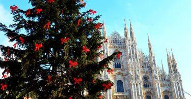 католическое рождество и новый год в милане