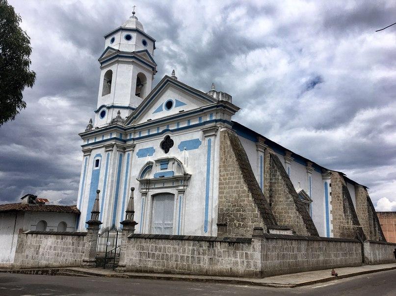 церковь Las Monijitas
