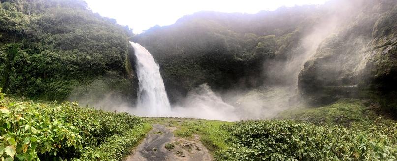водопад Магика