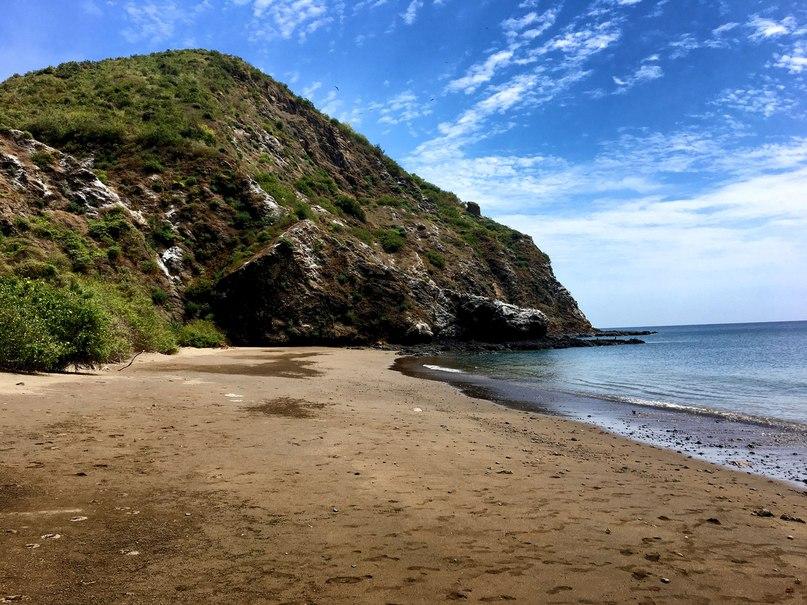 пляж Isla de la Plata