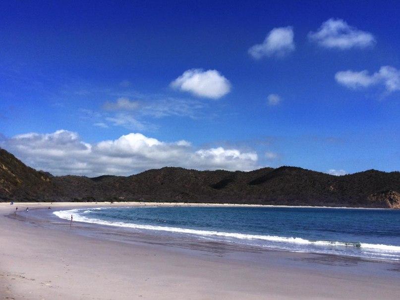 пляж де лос фраилес
