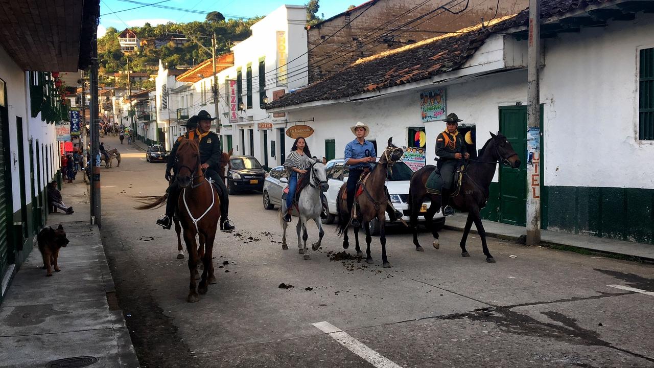праздник Сан Педро в Сан Агустине