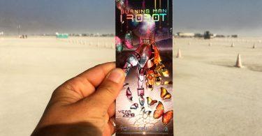 заветный билет на Burning Man