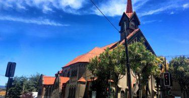 Церковь San Francisco вальдивия