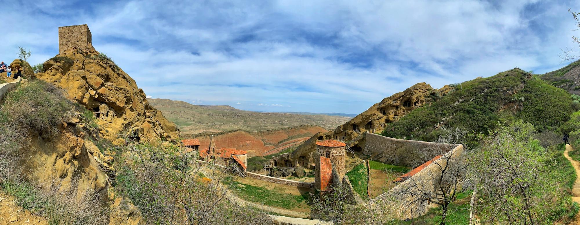 Давид Гареджи монастырь