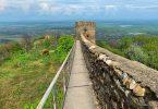 крепостная стена в Сигнахи