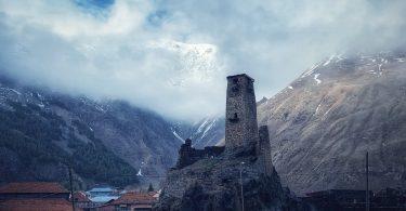Крепость Сно, Грузия