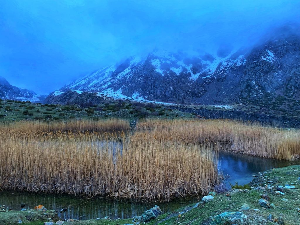 Озеро Любви, Казбеги
