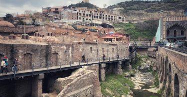 Тбилисский каньон, он же Легвта-хеви