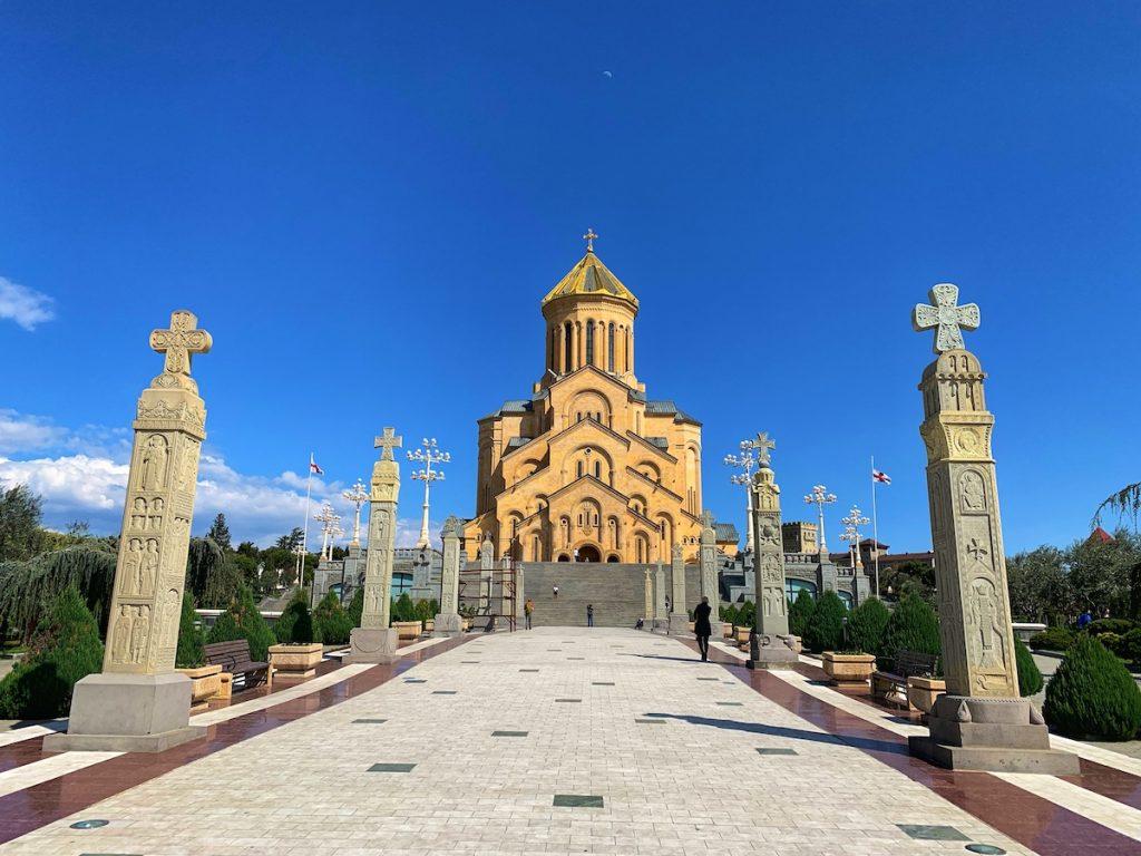 Самеба – кафедральный собор Святой Троицы