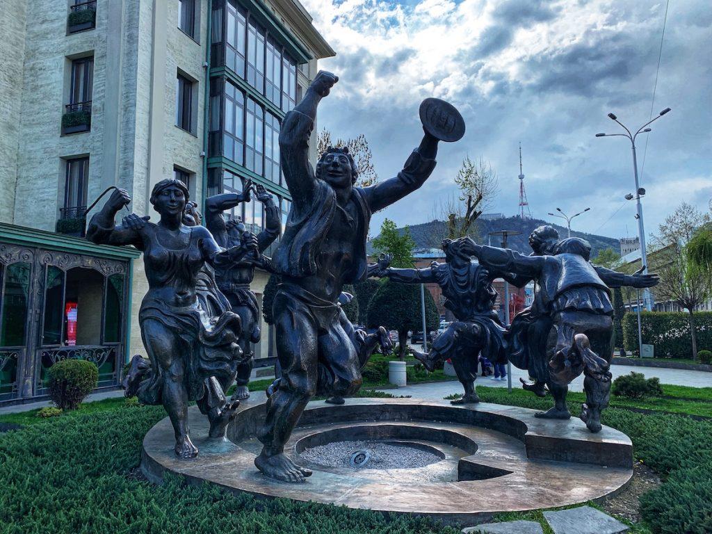 Памятник «Берикаоба»